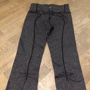 Lulu Lemon, workout pants, size 6